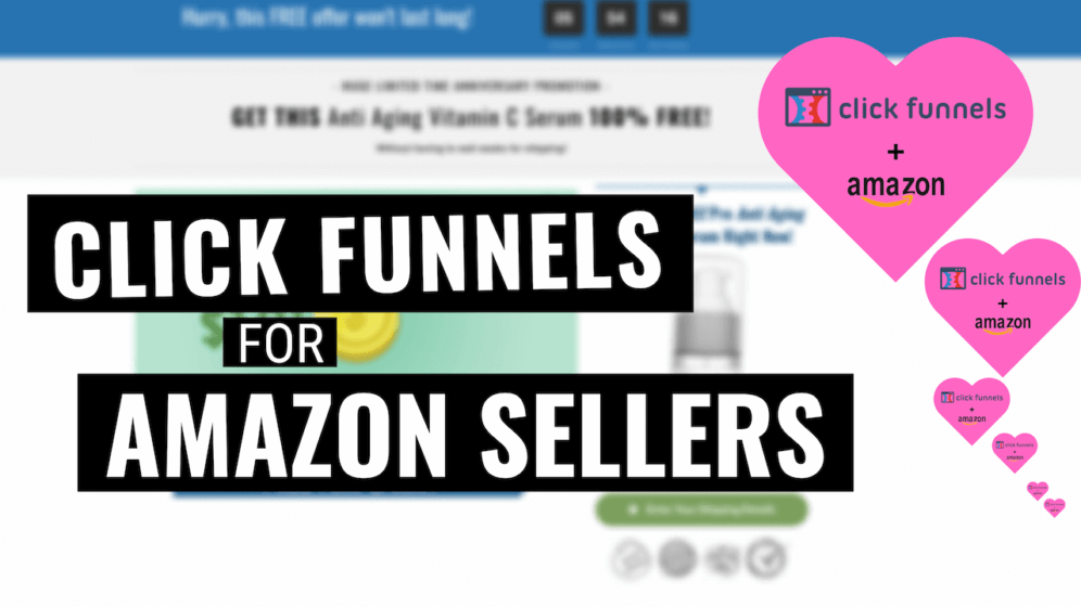 6cdff3ead740 ClickFunnels for Amazon Sellers