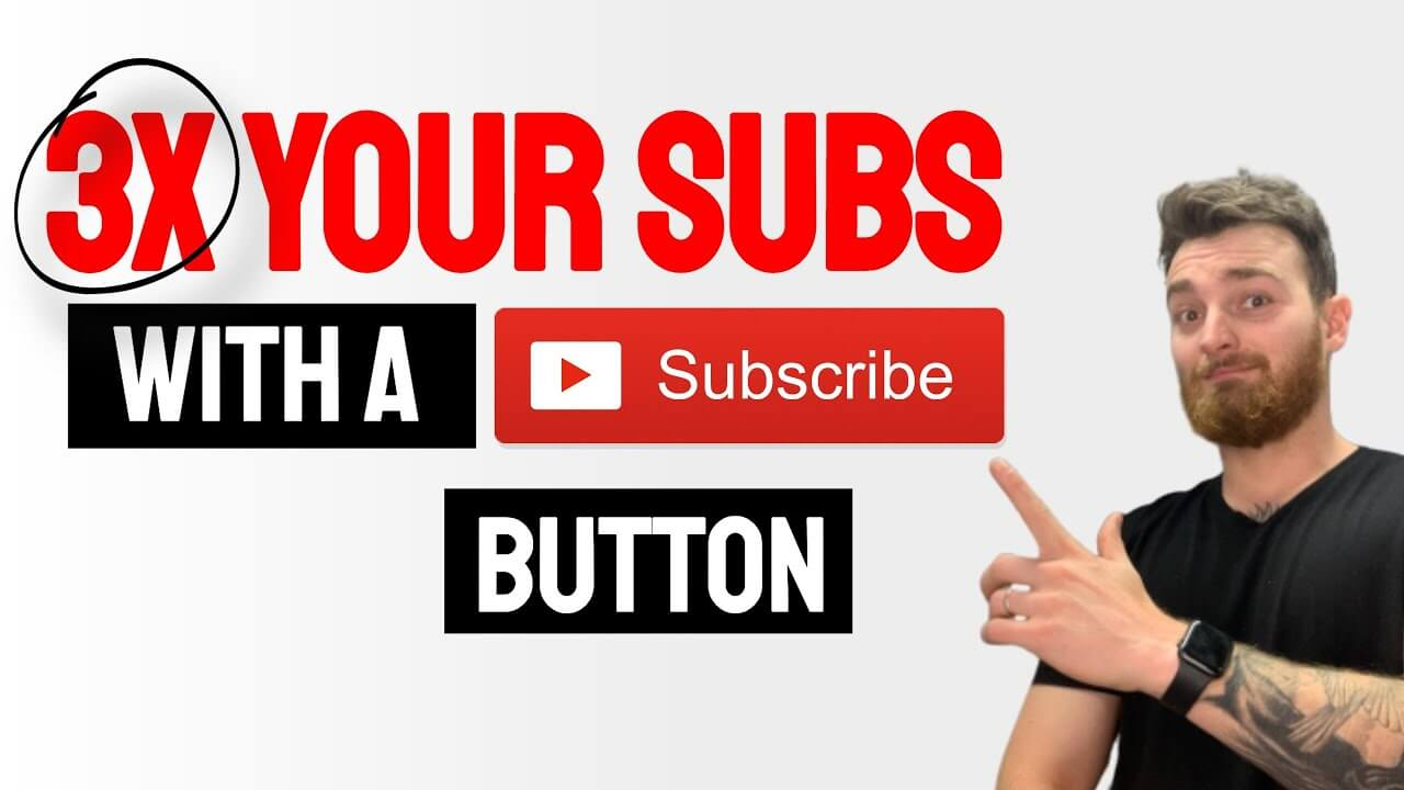 How to Add Subscribe Button to YouTube Videos