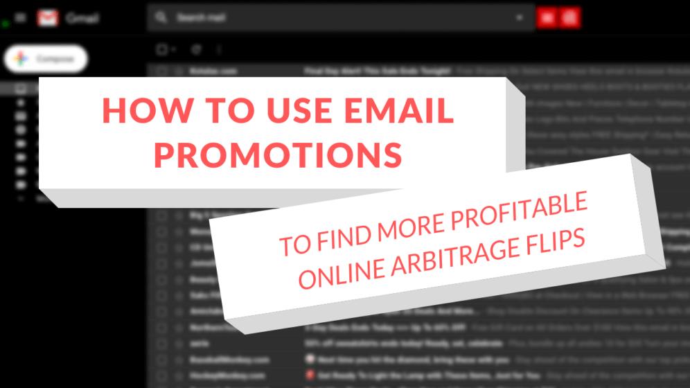 Tactical Arbitrage Emails