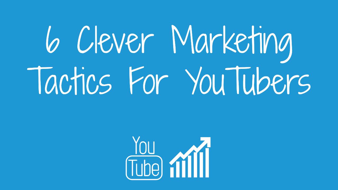 6 YouTube Marketing Tips