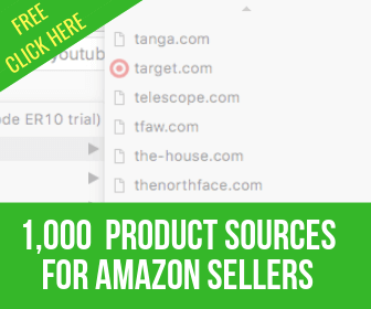 1,000 Online Sourcing Sites Bookmark (1)