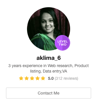 Best research assistant on Fiverr