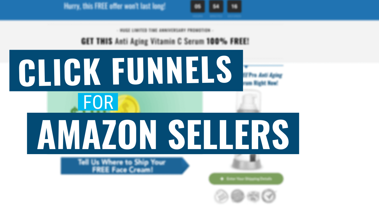 Clickfunnels for amazon sellers