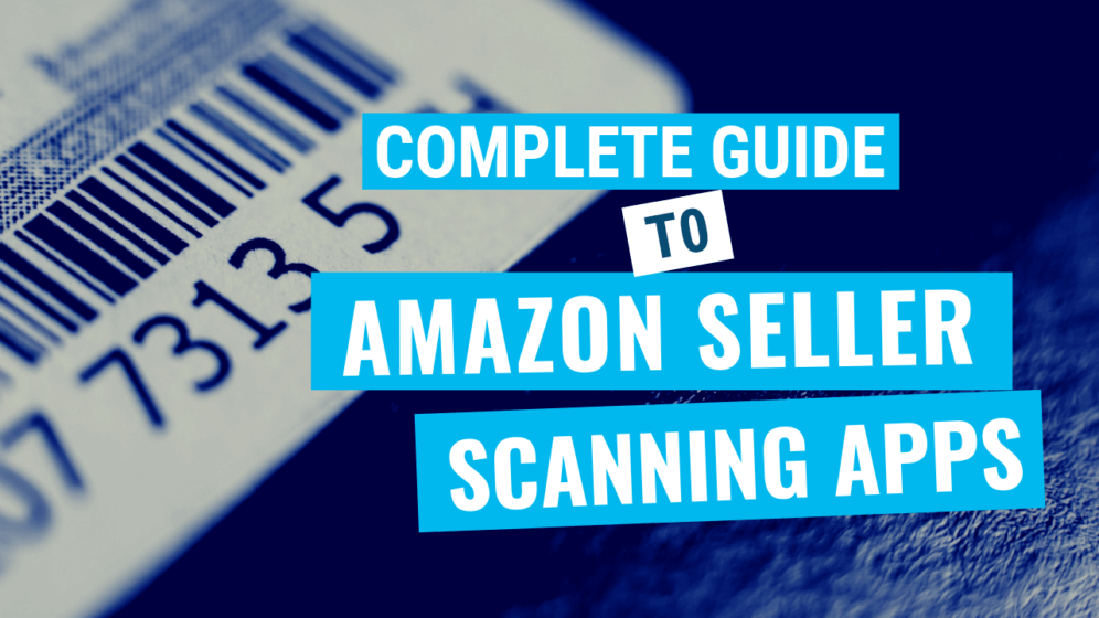 Amazon Seller Scouting Apps