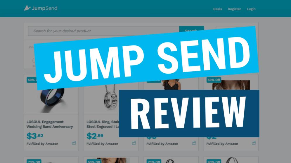 Jump Send Review