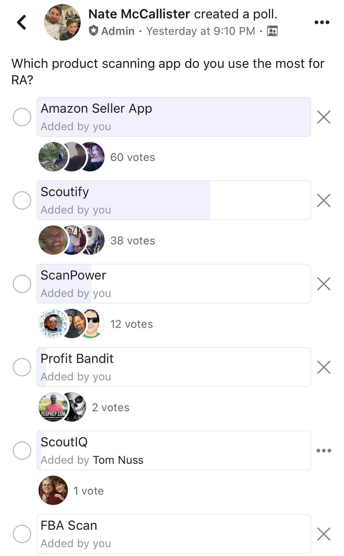 Most Popular Amazon Scanning Apps