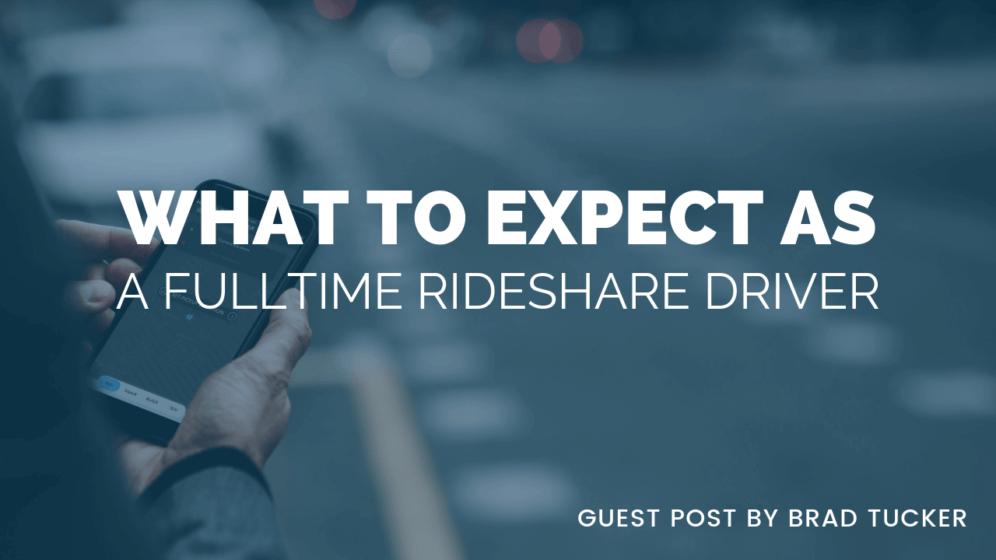 Fulltime Rideshare