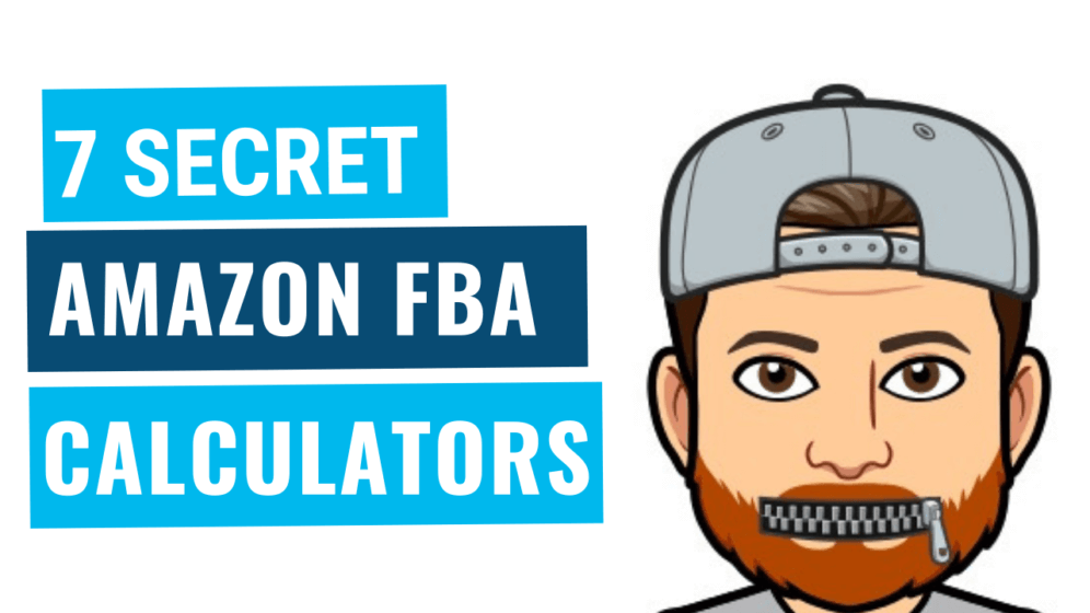 Amazon FBA Calculators