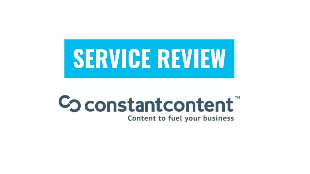 Constant Content Review