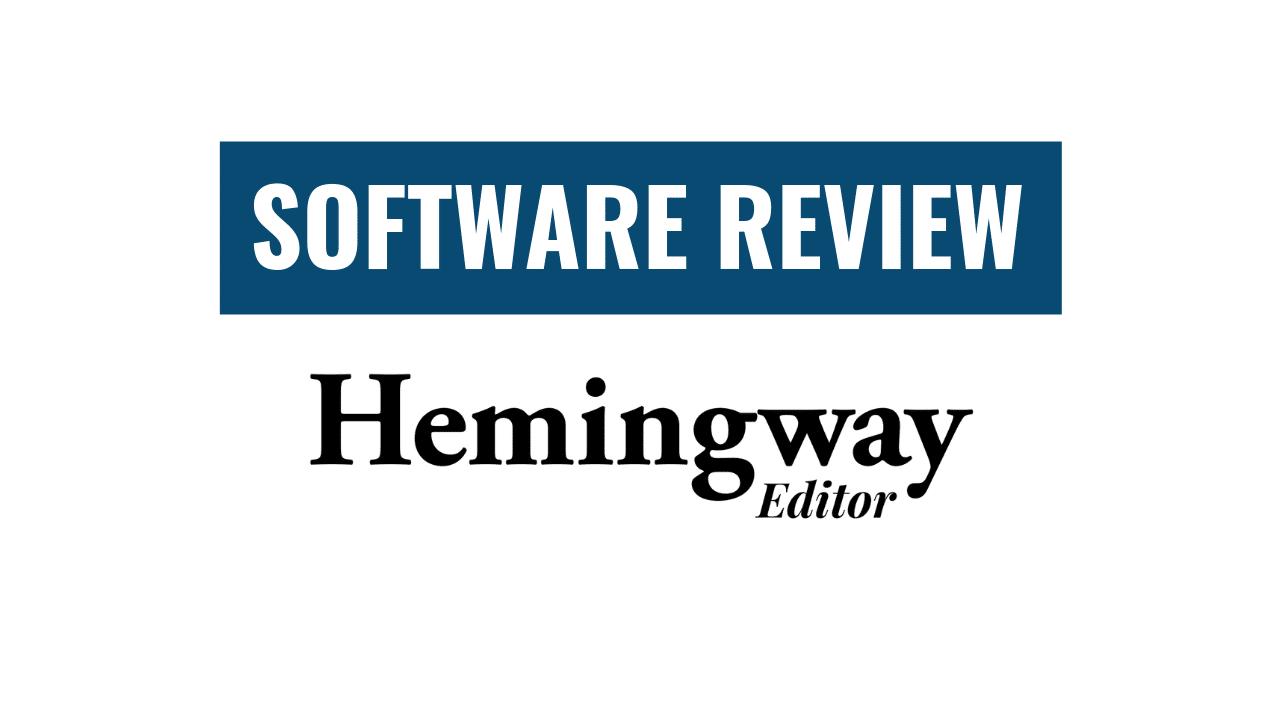 Copy of hemingway app