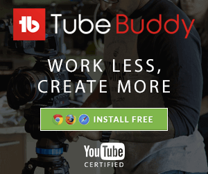 TubeBuddy Affiliate