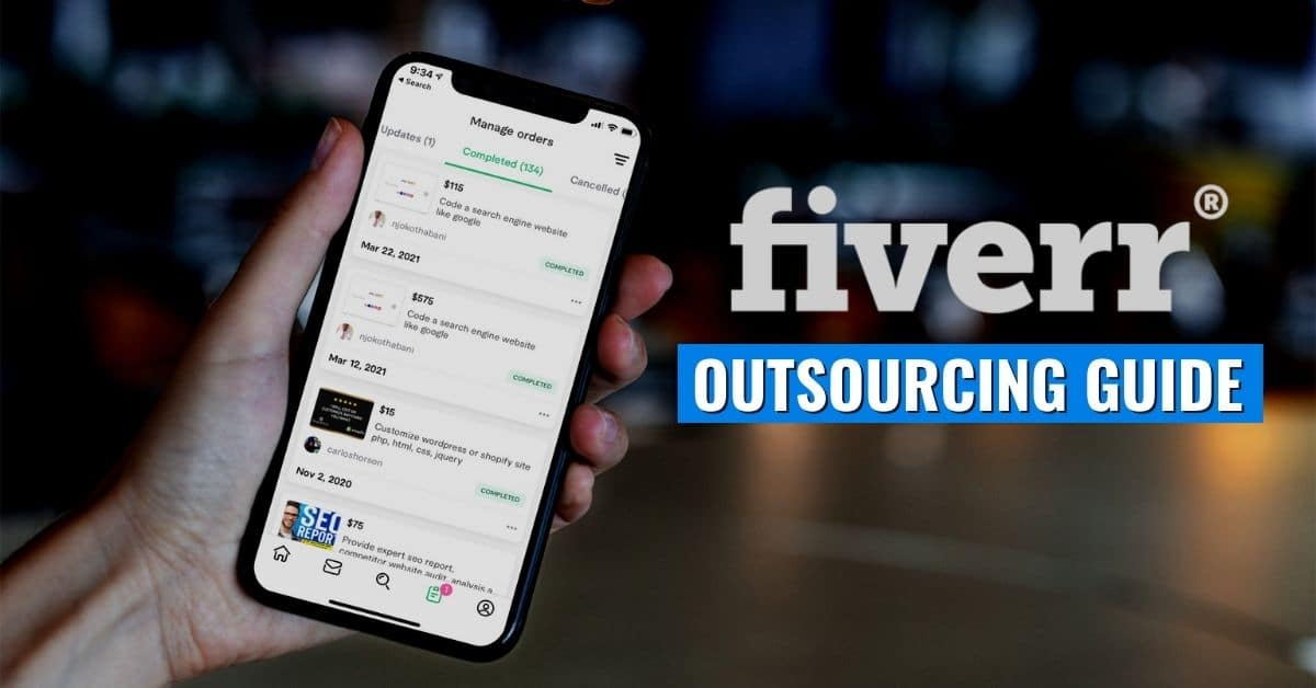 Fiverr Outsourcing Guide