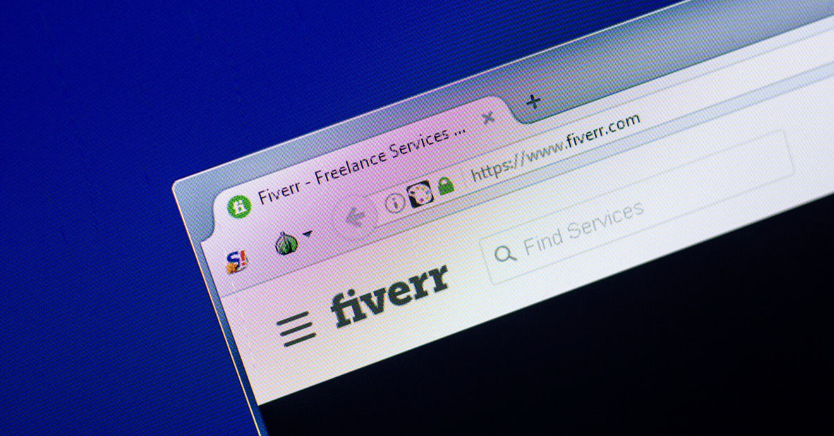 Outsourcing with fiverr