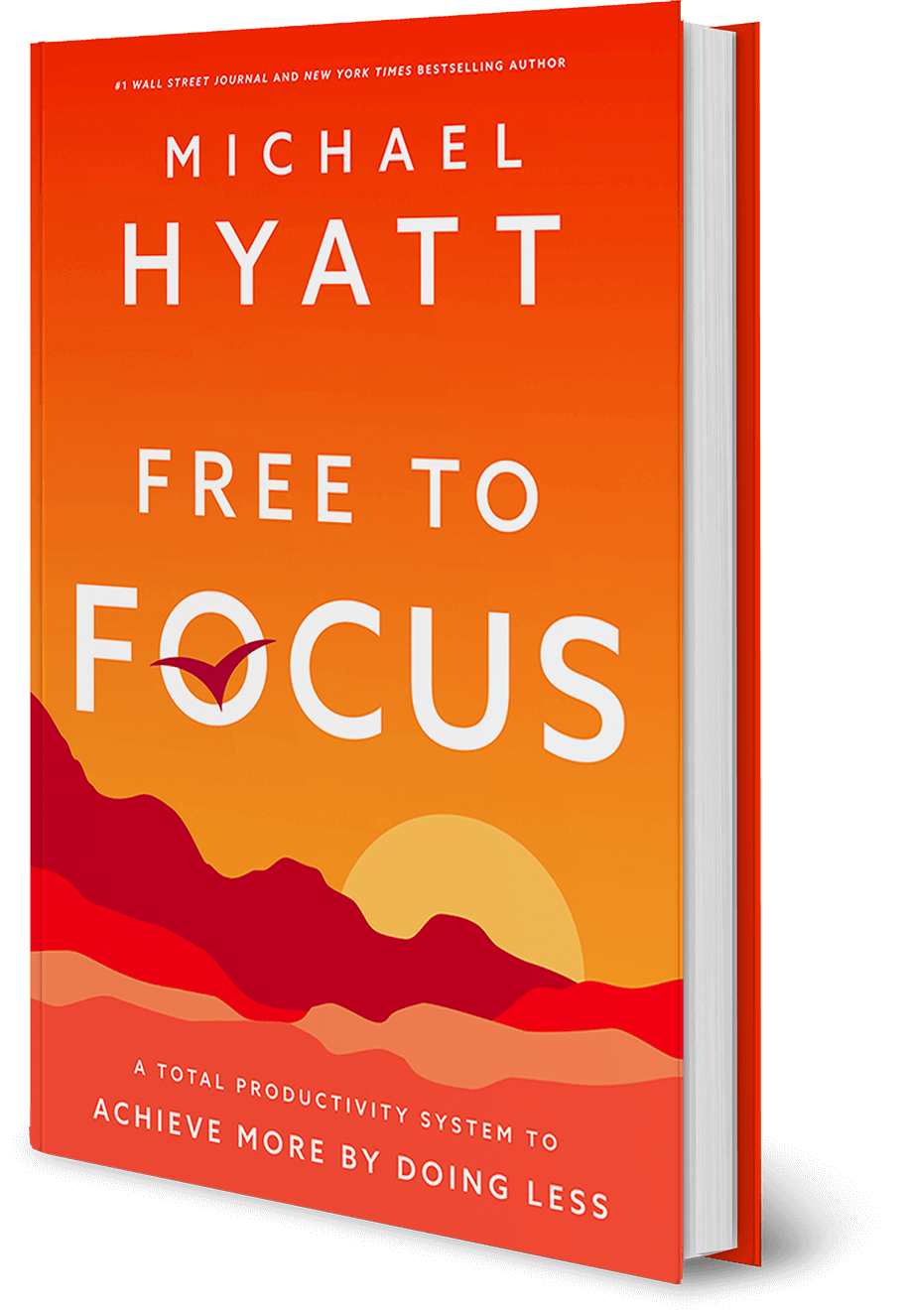 Free to Focus Cover
