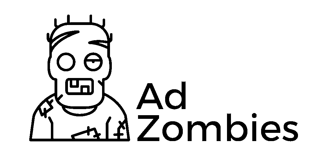 AdZombies Logo Transparent