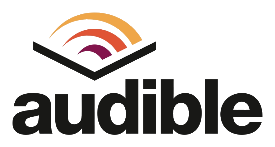 Audible Transparent Logo Large
