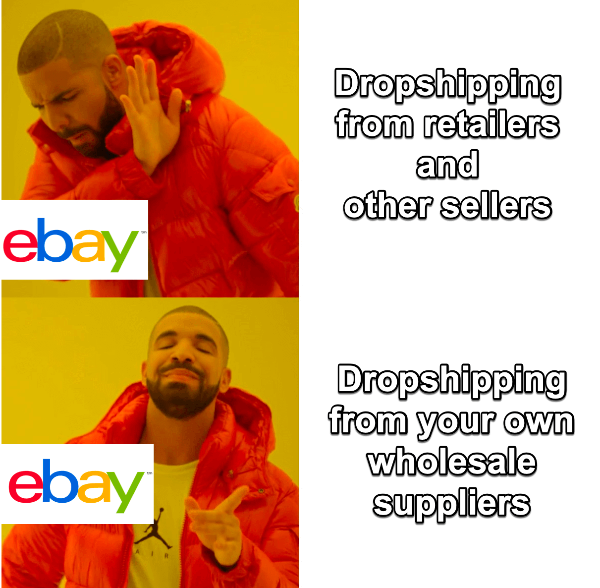 Ebay Dropshipping Meme