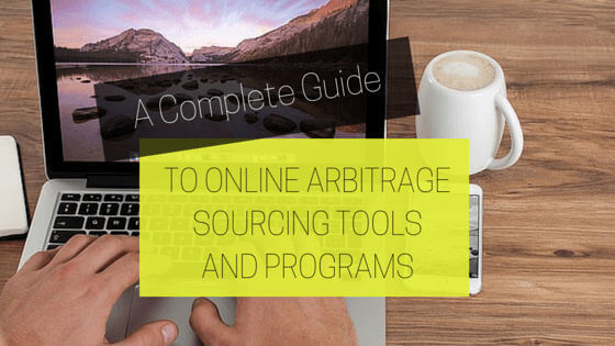 To online arbitrage sourcing tools and programs