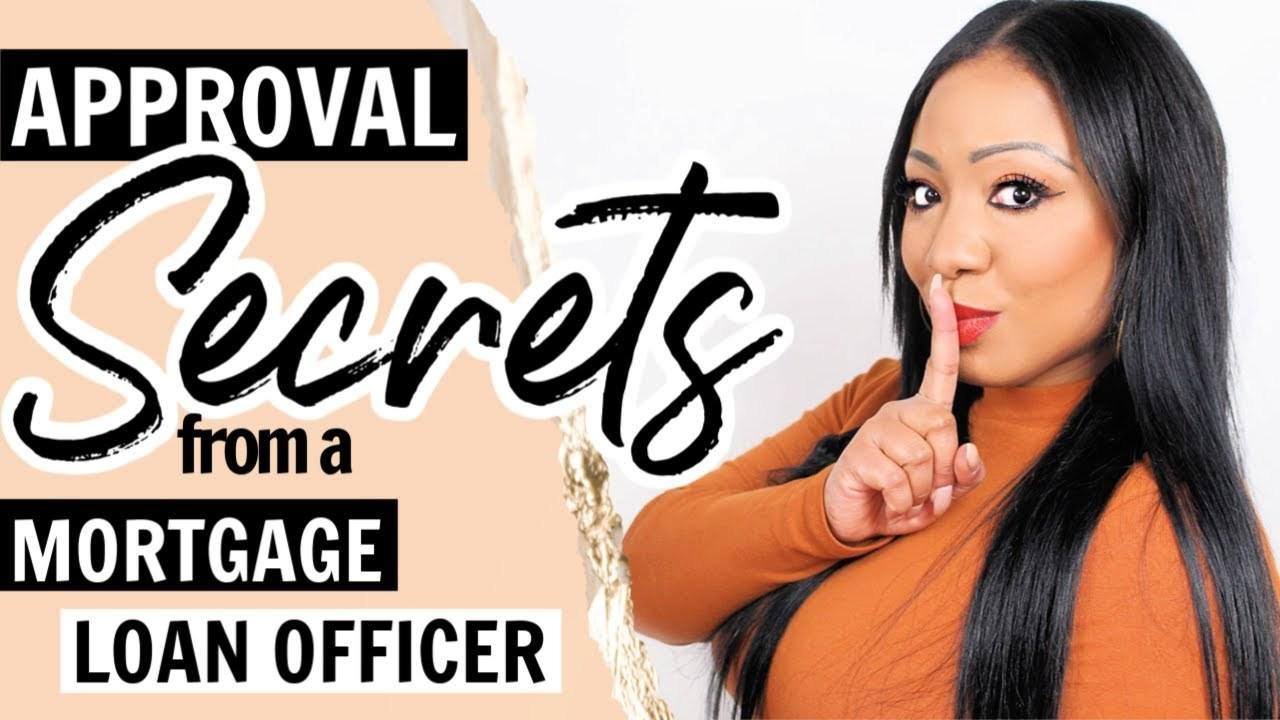 secrets from a loan officer YouTube