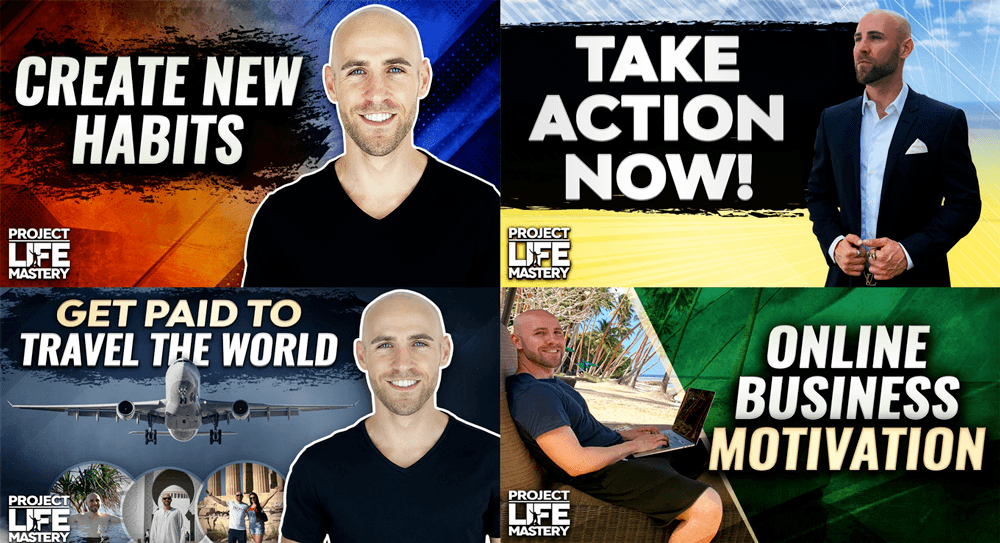 Project Life Mastery YouTube
