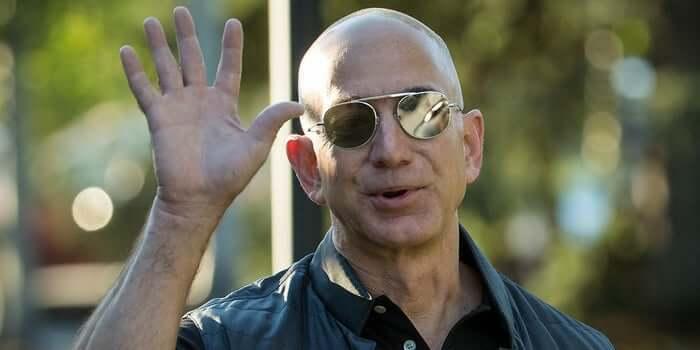Jeff Bezos Badass