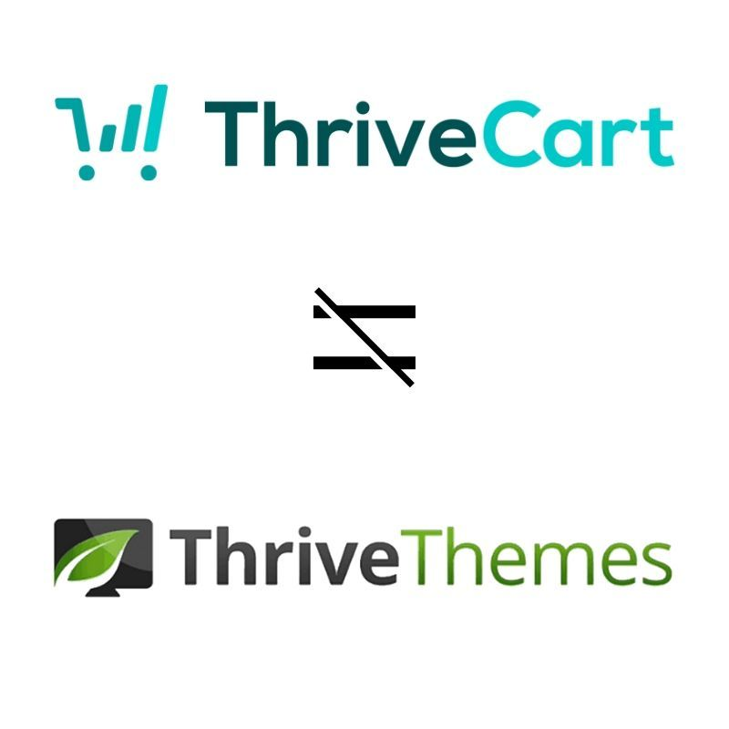 Thrive Cart vs. Thrive Themes