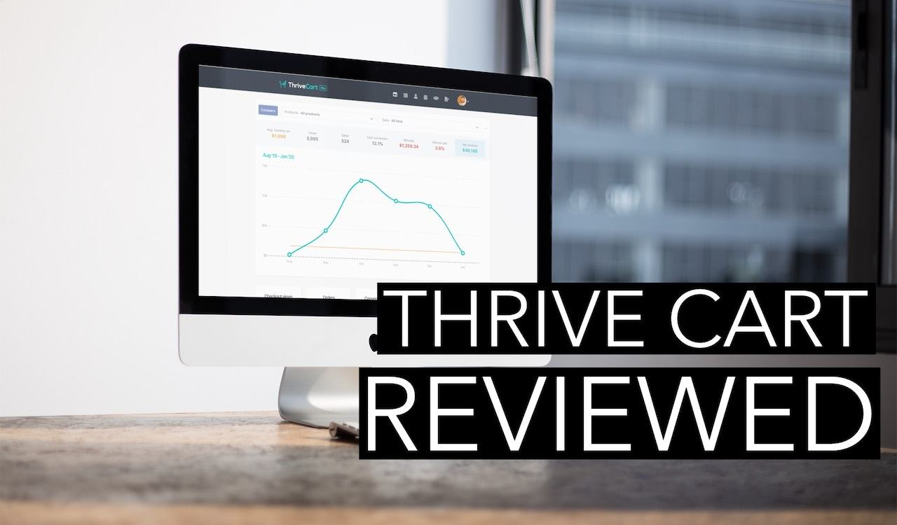 Thrive cart review