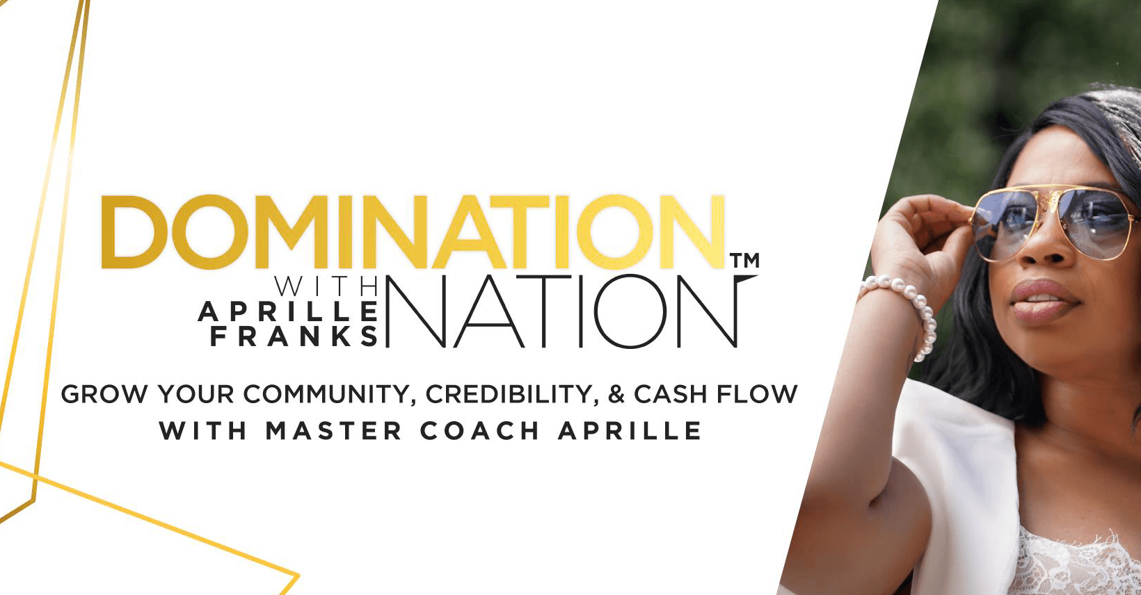 Domination Nation with Aprille Franks