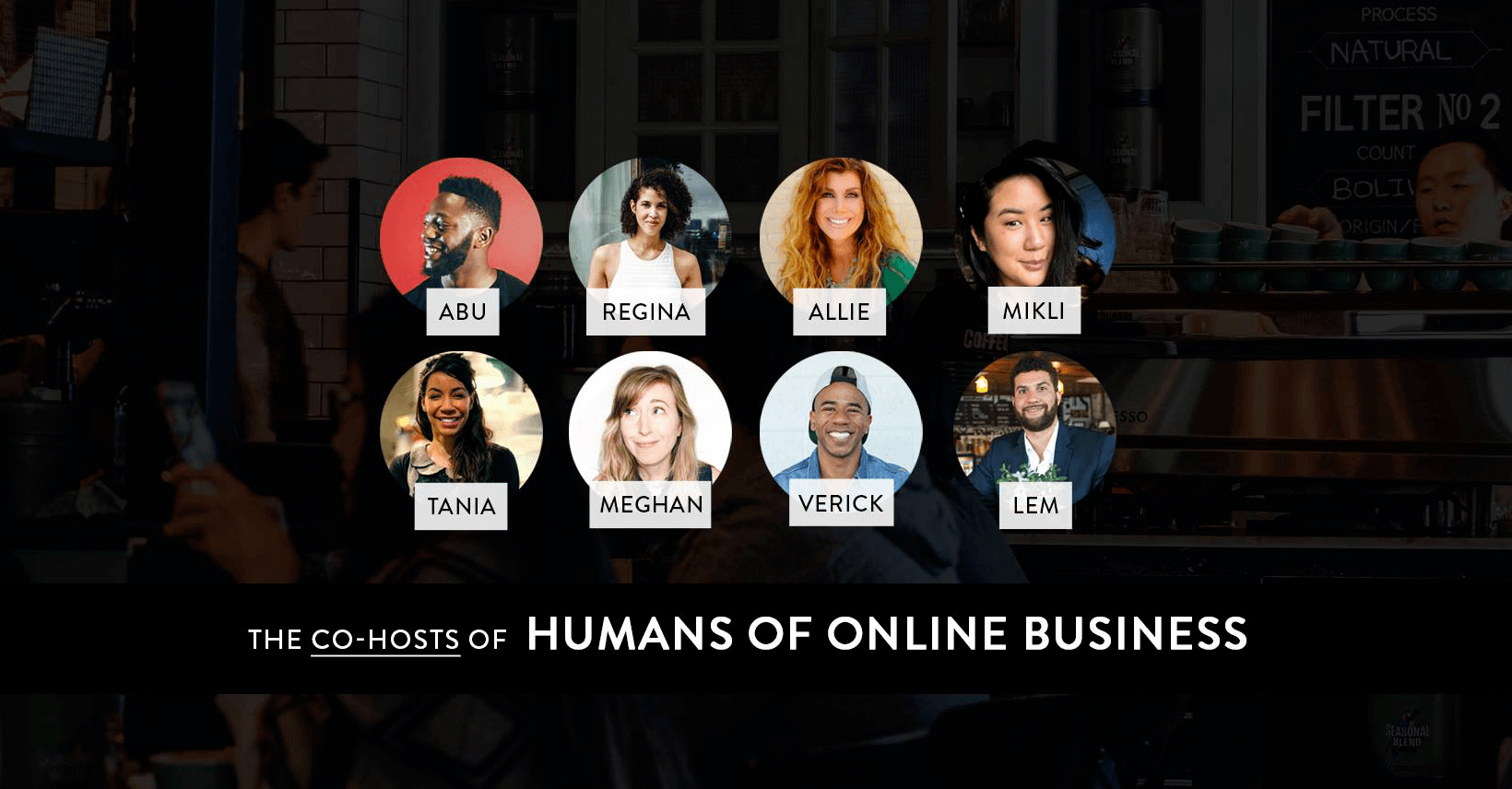 Humans of Online Business
