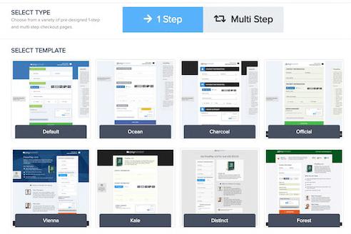 PayKickStart templates