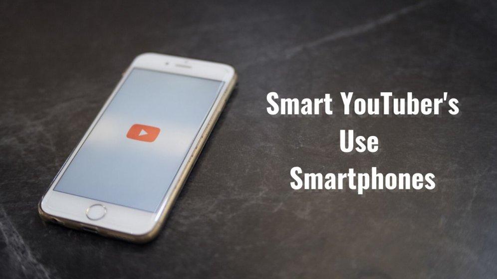 smartphone youtubers