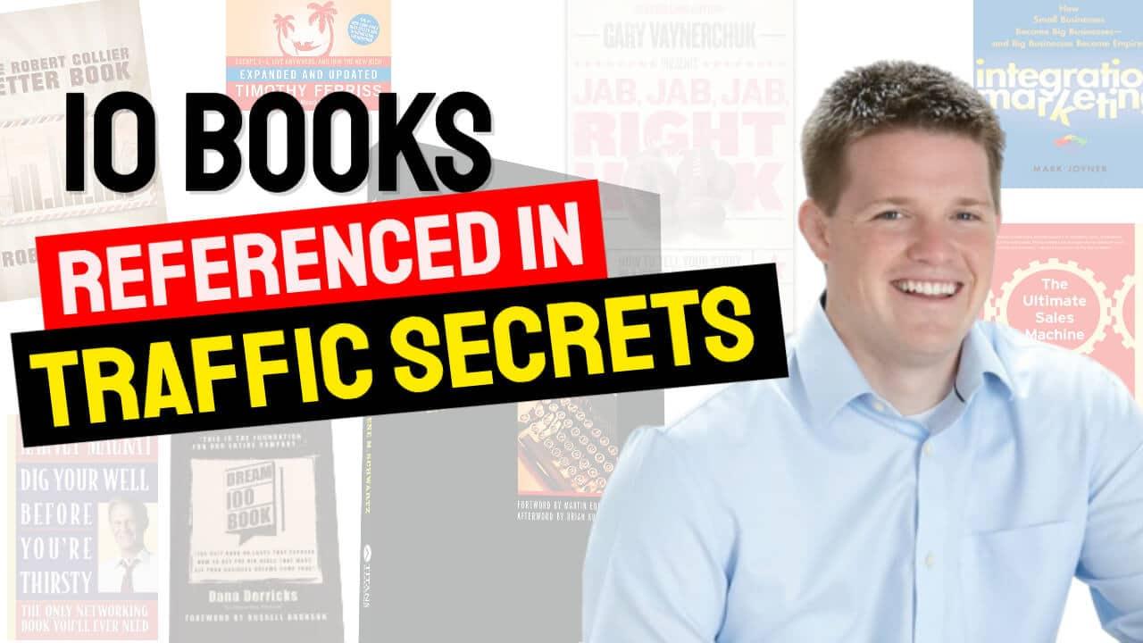 Books in Traffic Secrets
