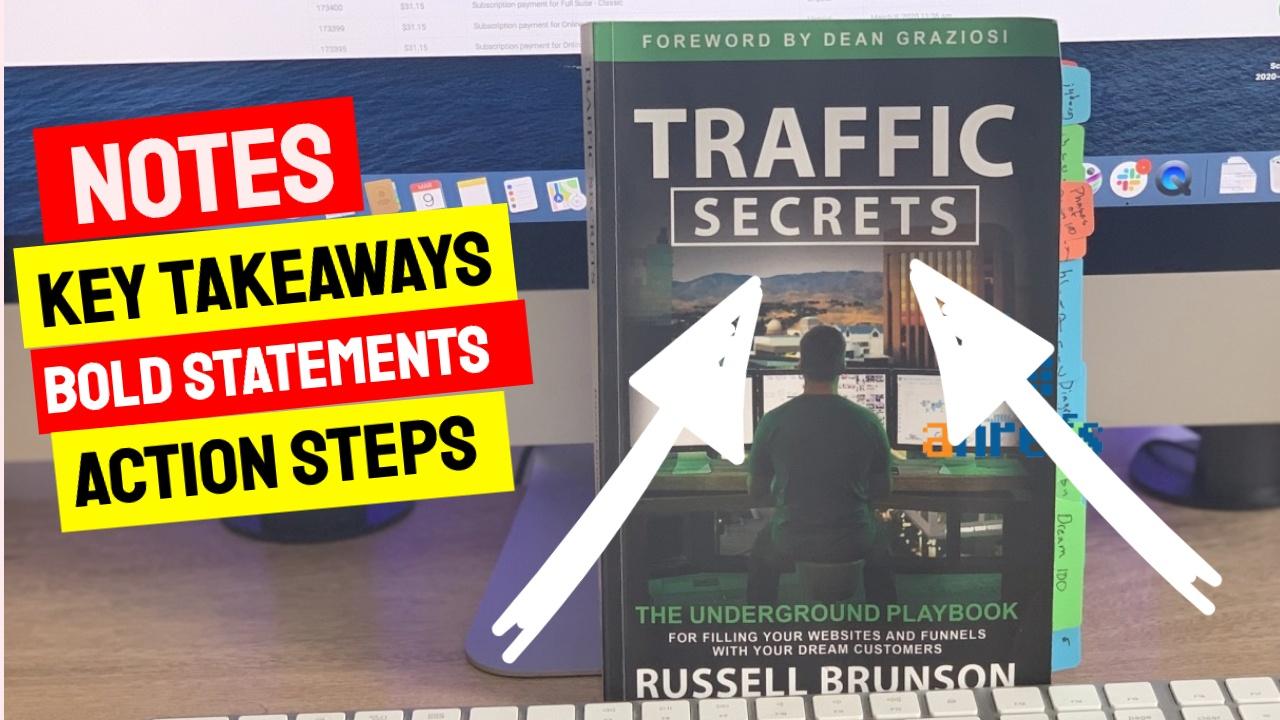 Traffic Secrets Notes
