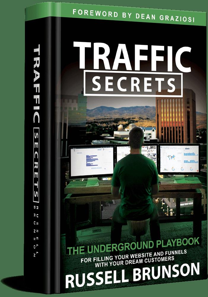 Traffic Secrets by Russell Brunson