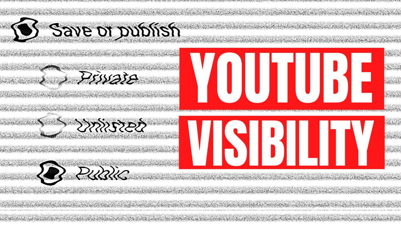 YouTube Visibility