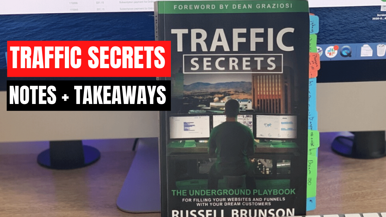 Traffic Secrets Notes