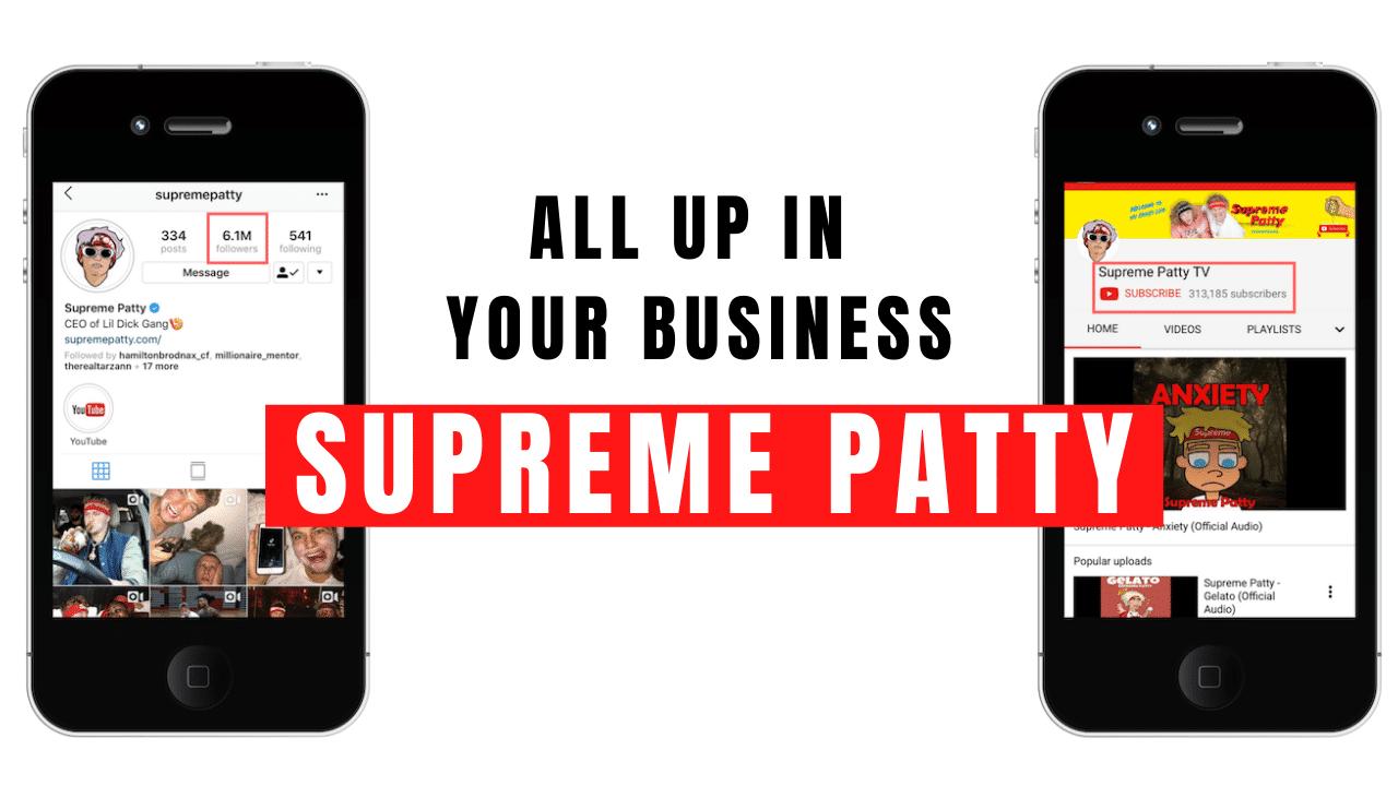 Supreme Patty
