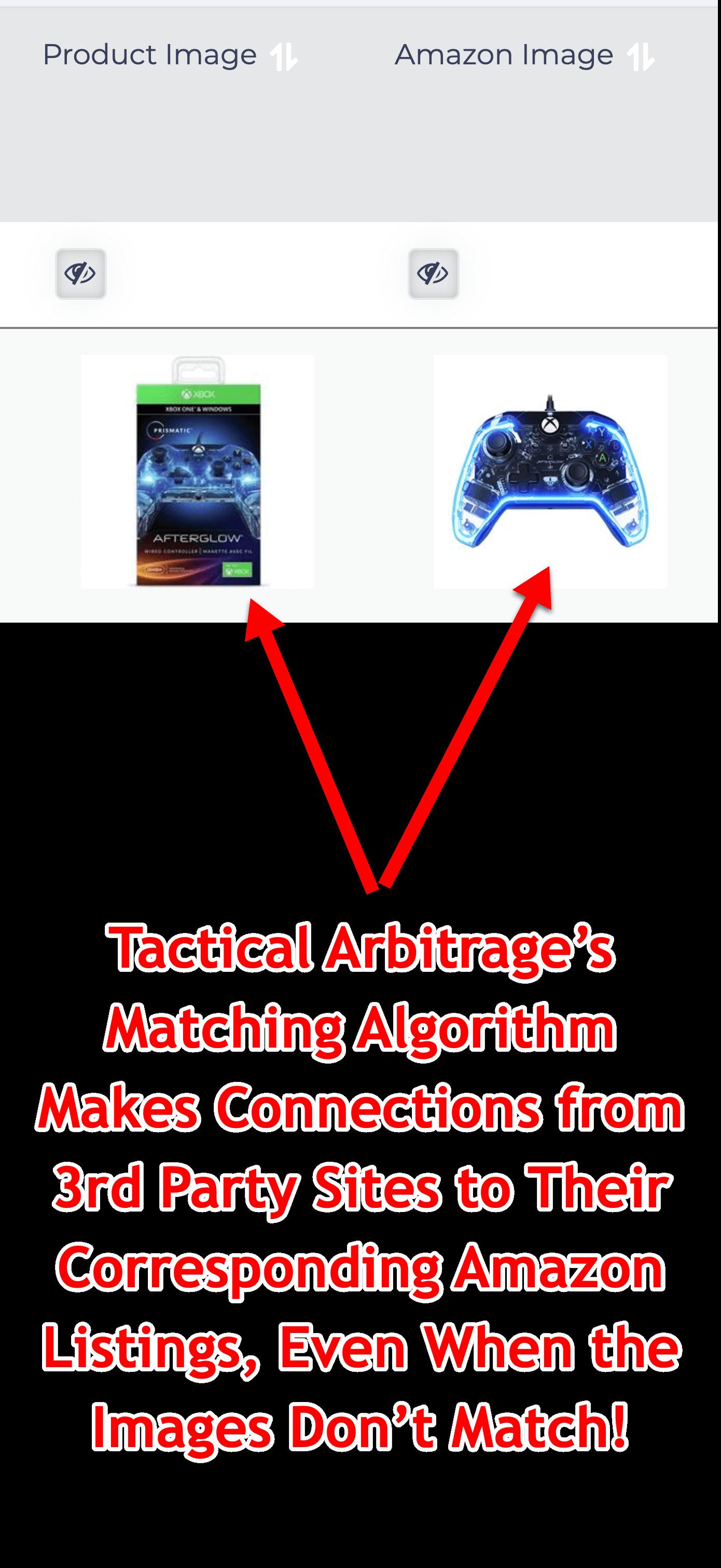 Tactical Arbitrage Mismatch Solution