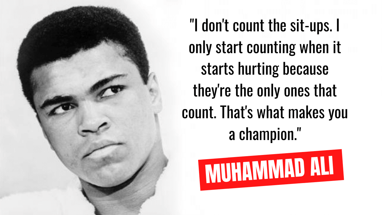 muhammad ali sit up quote
