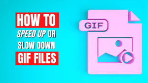 Speed Up or Slow Down GIF