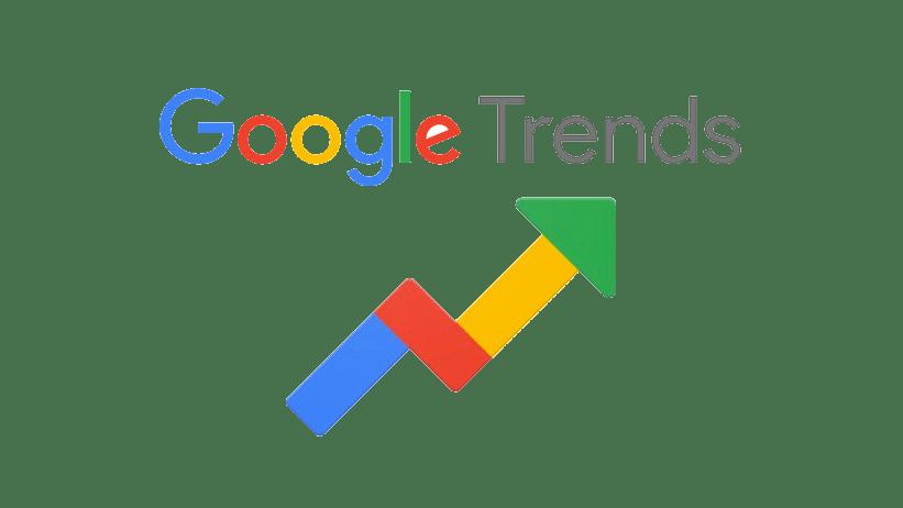 Google Trends Logo Transparent