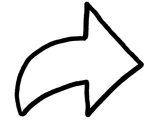 Ugly arrow free transparent png file