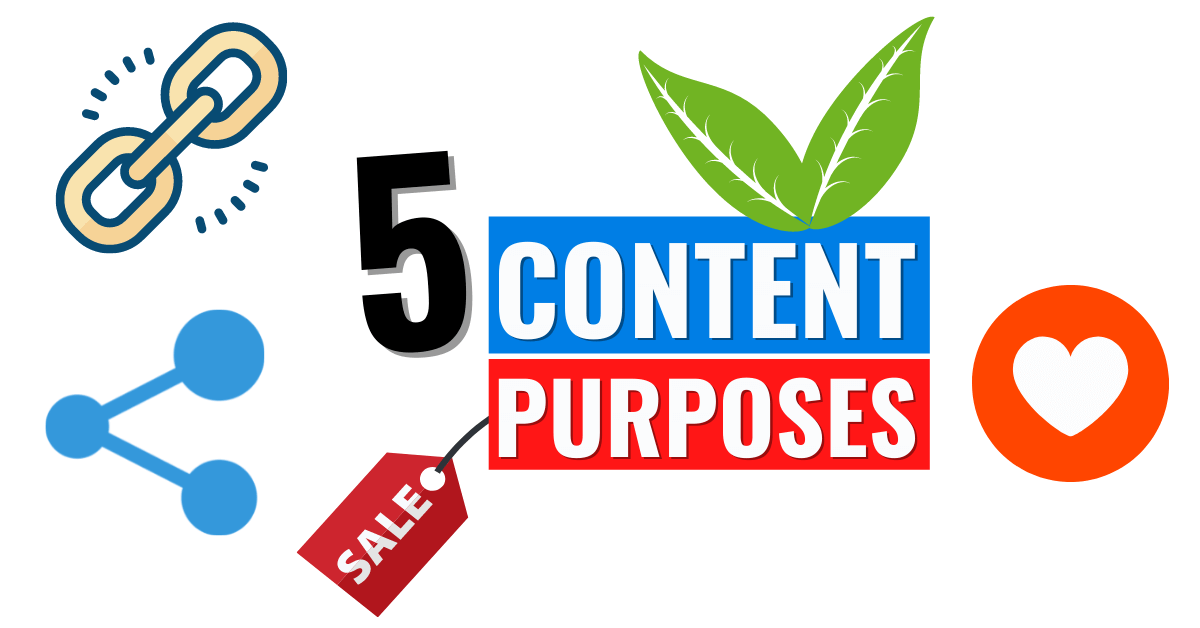 5 Types of Content
