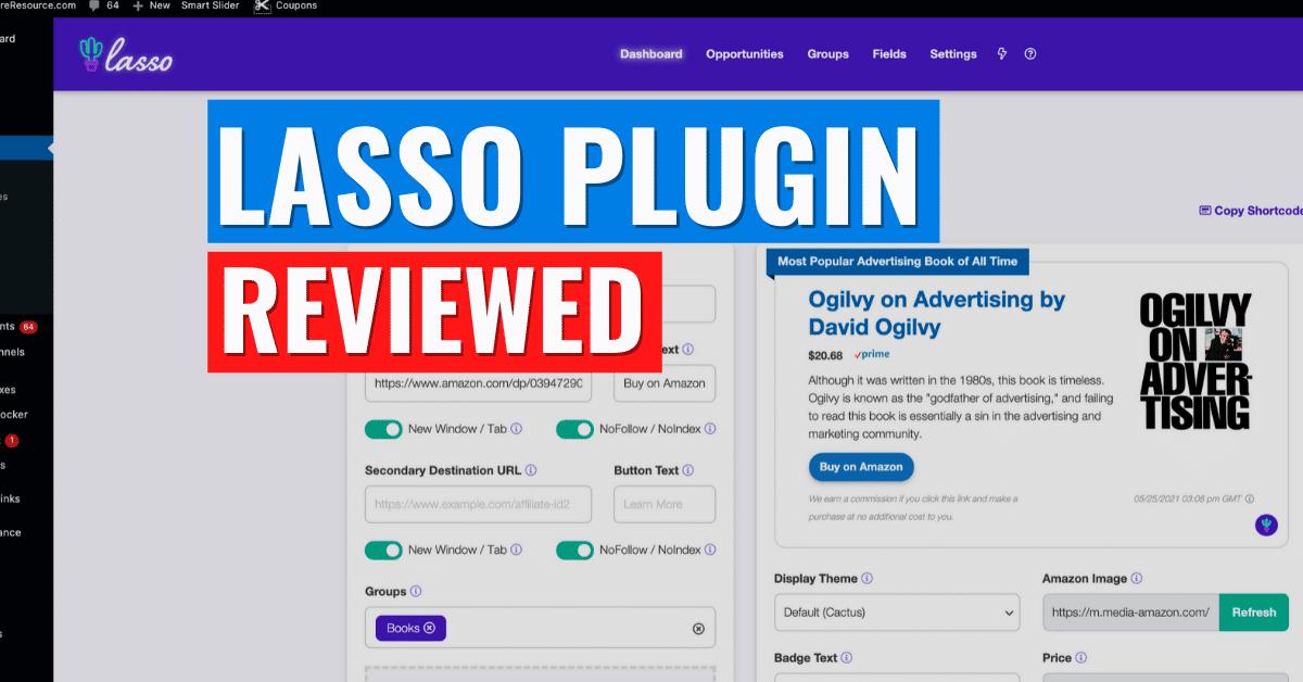 Lasso Affiliate Plugin Review