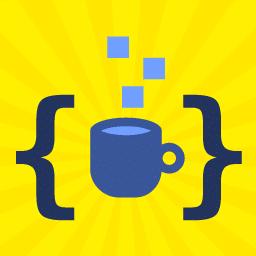 Pixel Caffeine Logo