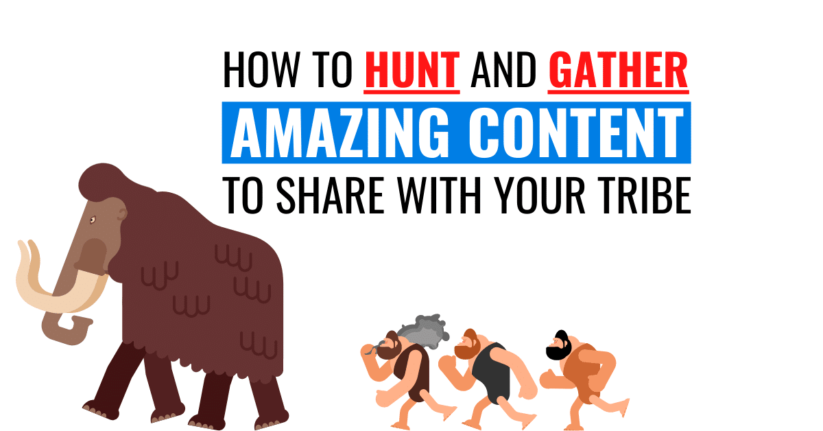 Find great content