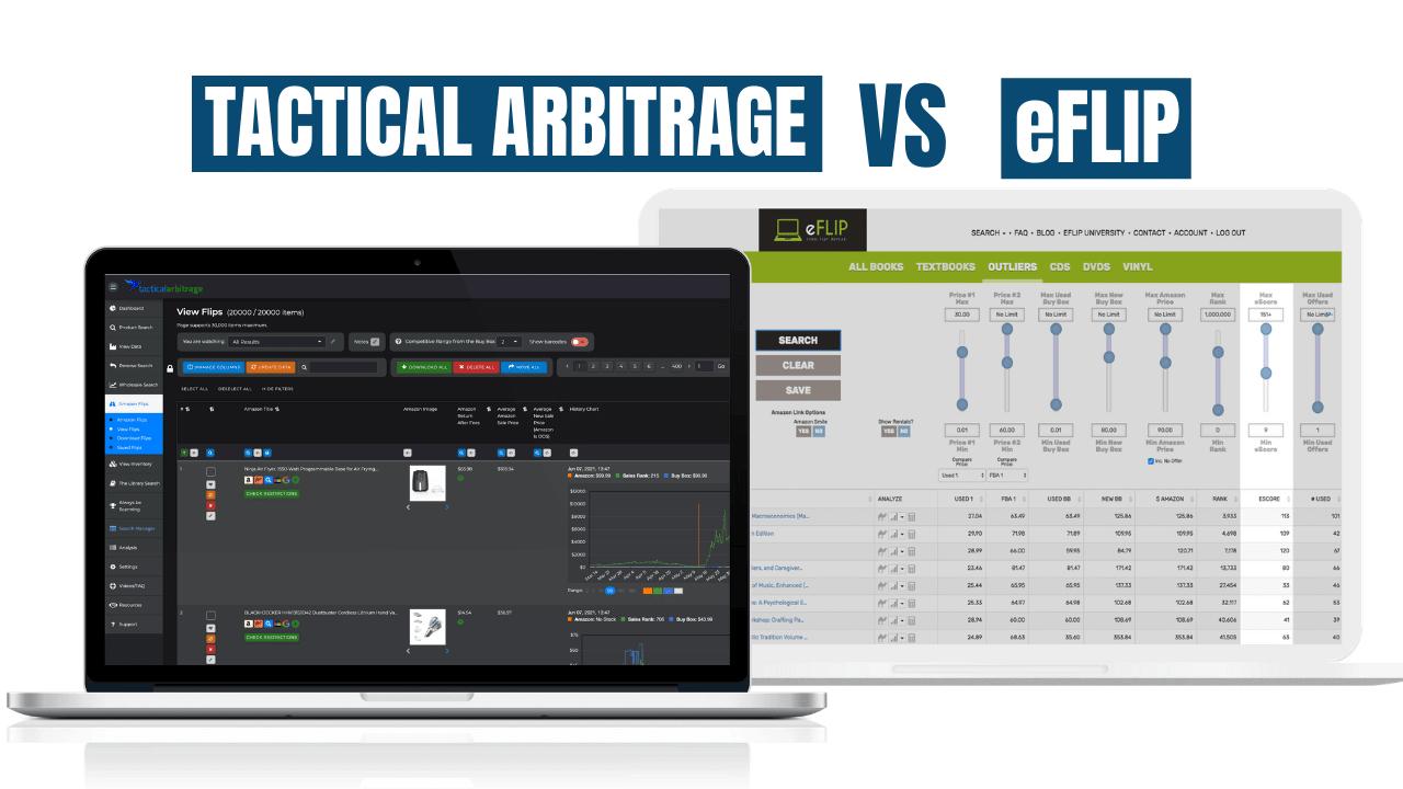 Tactical Arbitrage vs. Eflip