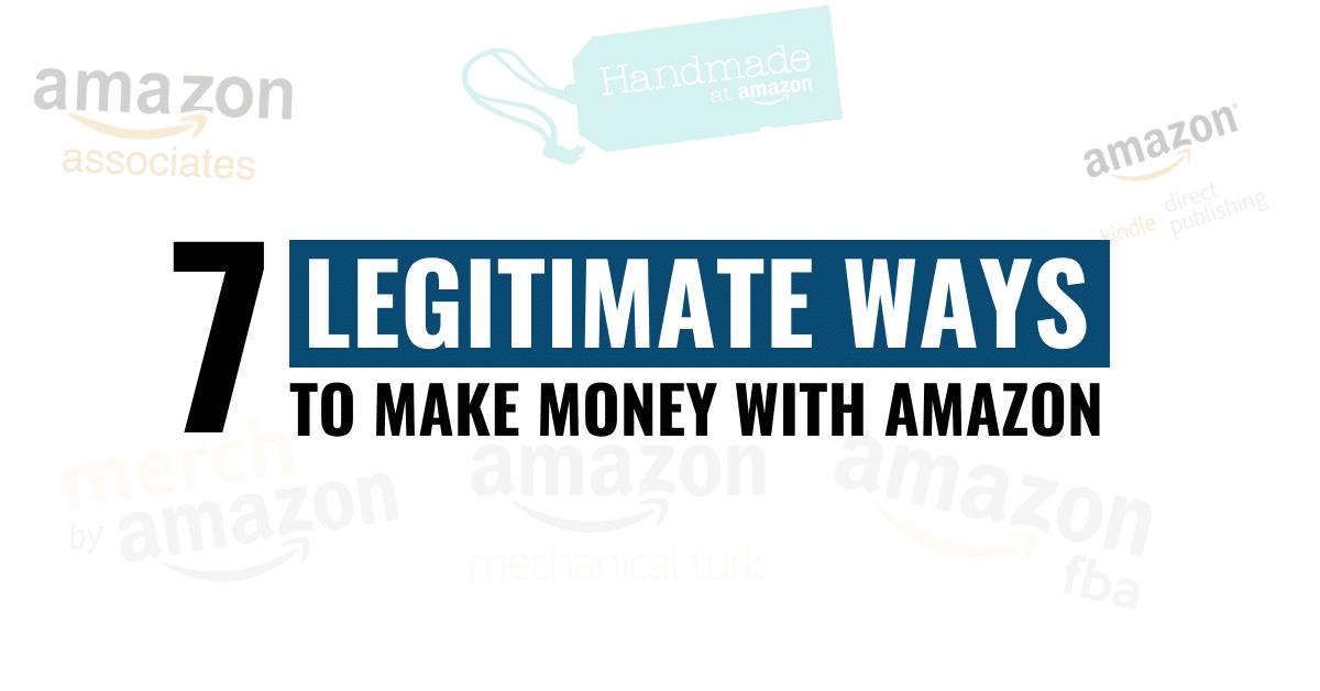 Amazon Make Money