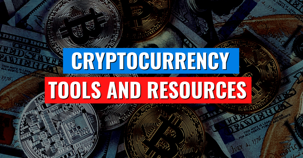 Cryptocurrency Tools