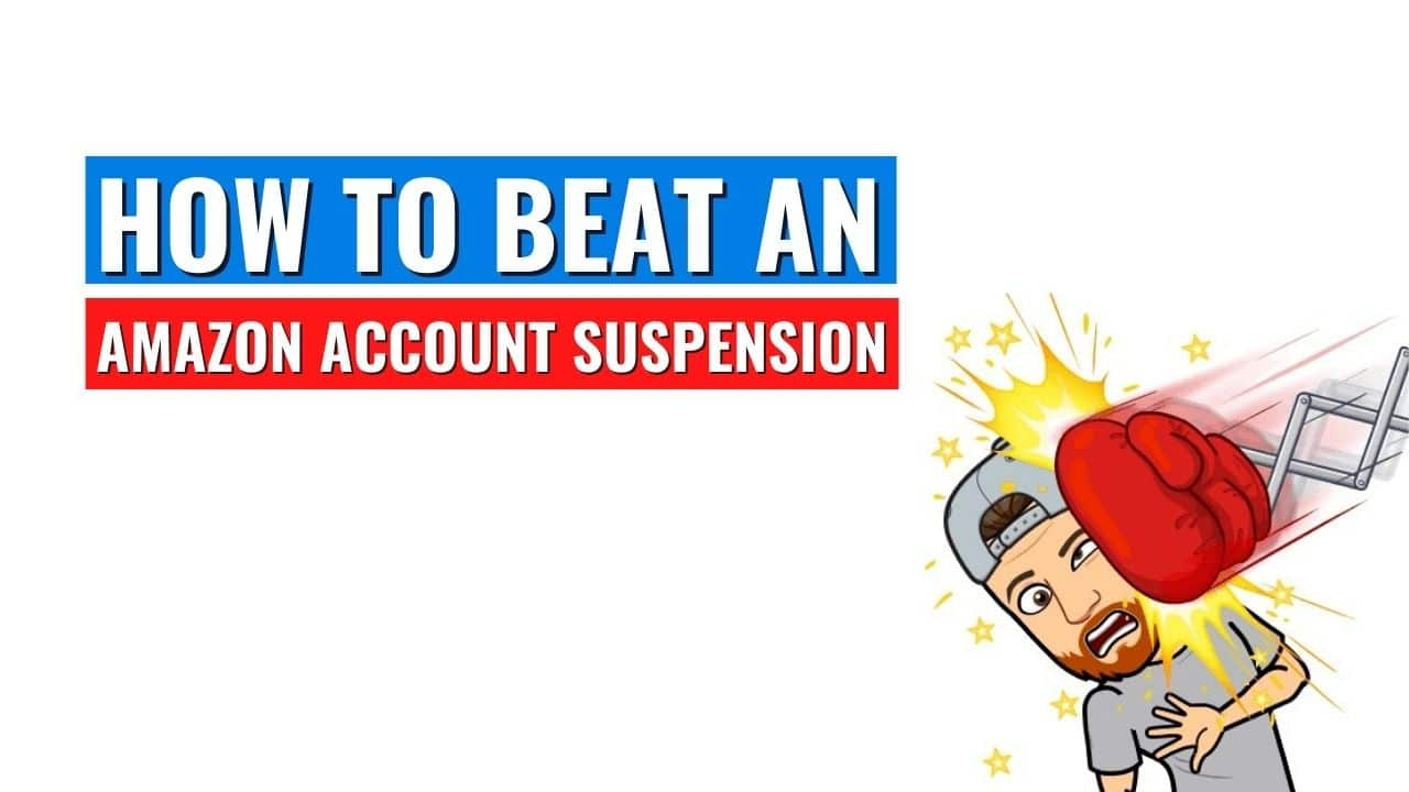 How to Beat an Amazon Account Suspesnion